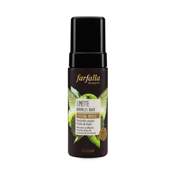 Limette Styling Mousse, 150ml