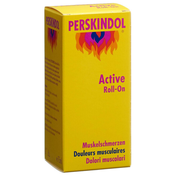 PERSKINDOL Active Roll on, 75ml
