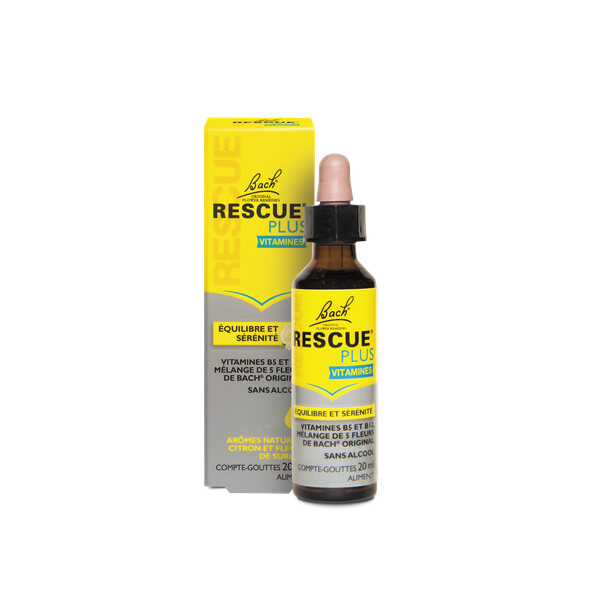 Bach RESCUE plus Tropfen 20 ml